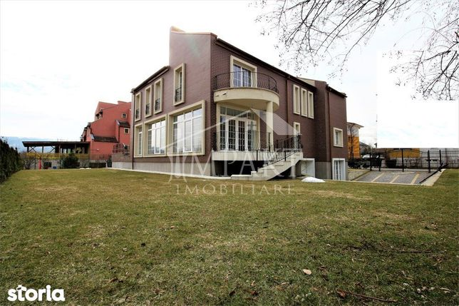 Casa individuala,936 mp teren , pretabila pentru locuinta/sediu