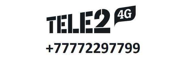 Красивый номер Теле2/Билайн