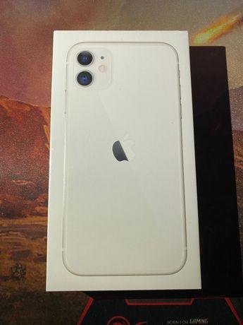 iPhone 11 white sigilat 128 GB