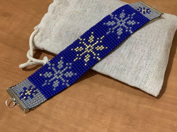 Bratara handmade margele Toho
