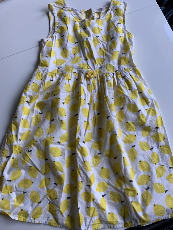 Лятна рокля за момиче HM гр. Бургас - image 1
