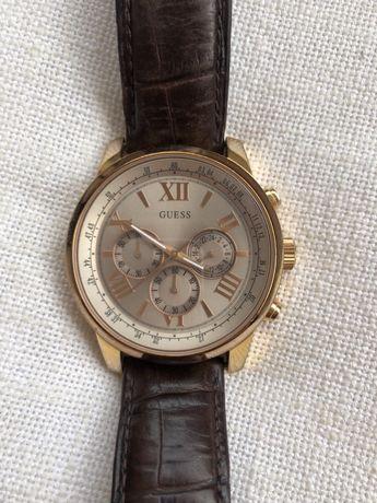 Vand ceas Cronograf Guess original impecabil ca si nou