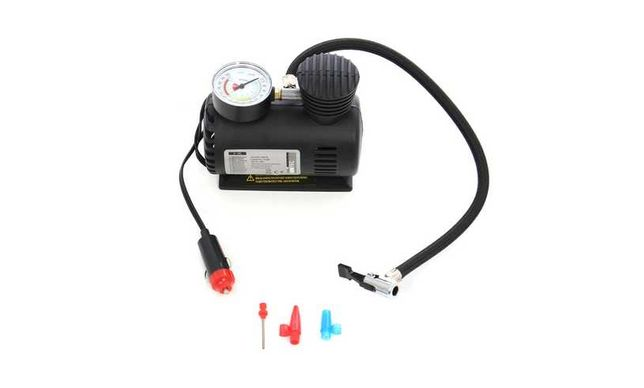 Compresor auto alimentare la bricheta masinii 12 V