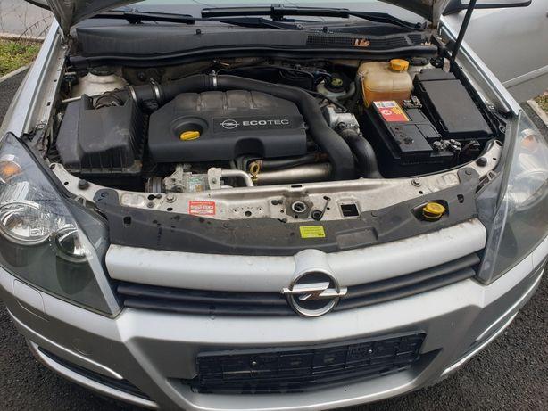 Motor 1.7 cdti 74 kw 101 cp Z17DTH Opel Astra H 195000 km reali