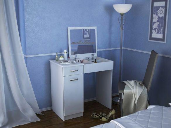 Тоалетка с огледало(код-1395)
