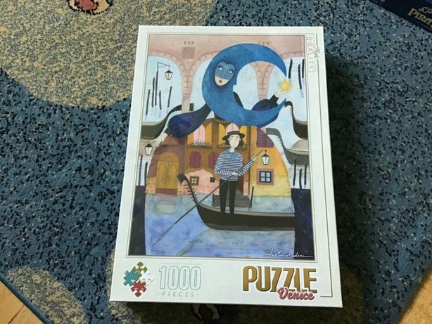 Puzzle 1000 de piese