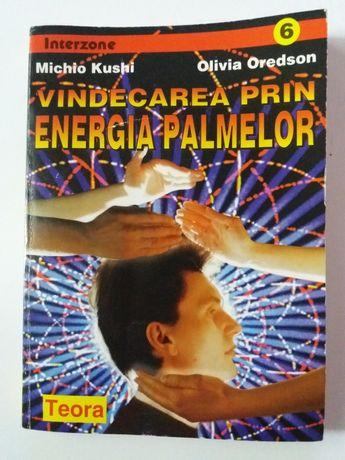 Vindecarea prin energia palmelor, Muchii Kushi