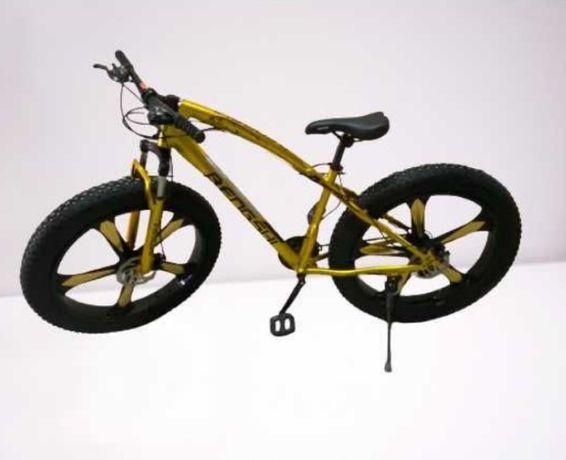 Велосипед  Фетбайк с лята капла