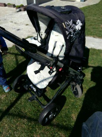 Количка за бебе малко ползвана и много запазена