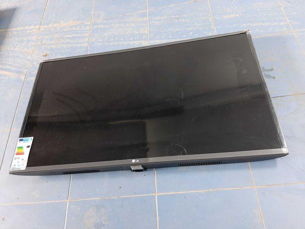 LG 40LF630V TV nou cu display spart la transport televizor de piese