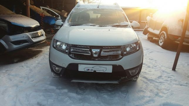 Dacia sandero stepway 2015 Dezmembrez piese dezmembrari sandero