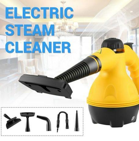 STEAM CLEANER-aparat de curatat cu aburi,9 accesorii,model DF-A001