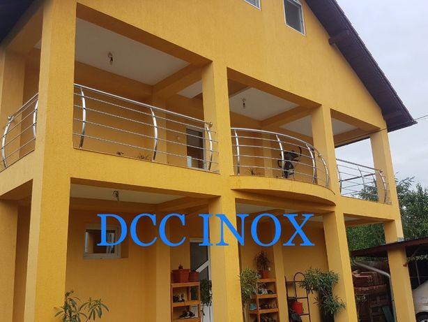 Balustrade inox, porti inox, confectii inox, copertine inox
