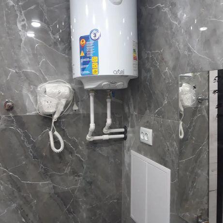 Ремонт ванной комнат