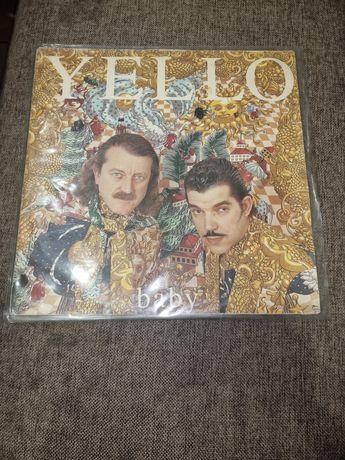 Пластинка Yello,baby