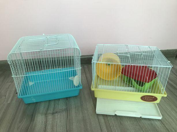 Клетки для хомячков