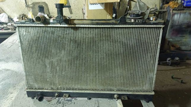 радиатор охлаждения мазда 6
