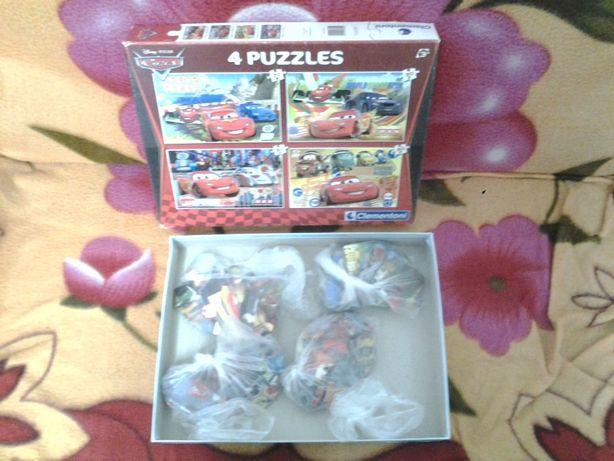 Disney Cars McQueen Puzzle by Clementoni 30*19 cm