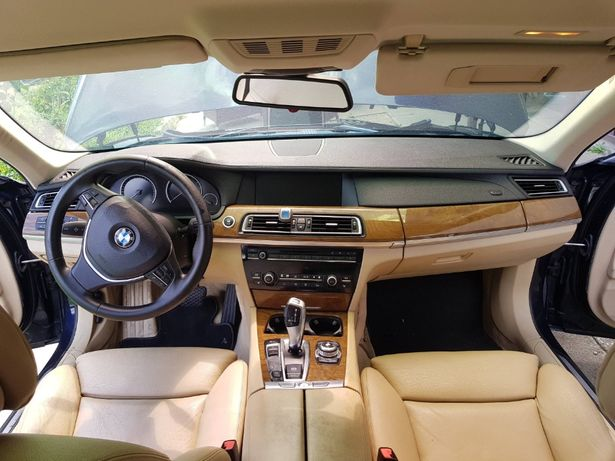 Chit Kit conversie mutare schimbare volan BMW Seria 7 F01 F02
