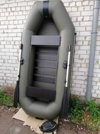 Продам новую двухместную лодку ПВХ 249