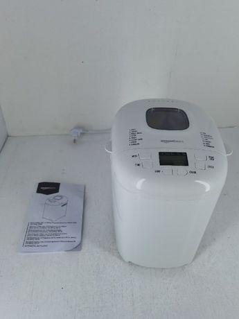 Masina de paine Amazon Basics , 15 programe , 700 - 900 g, 550 W