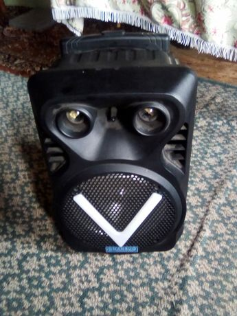 Boxă blutut microfon cu fir ancarcator