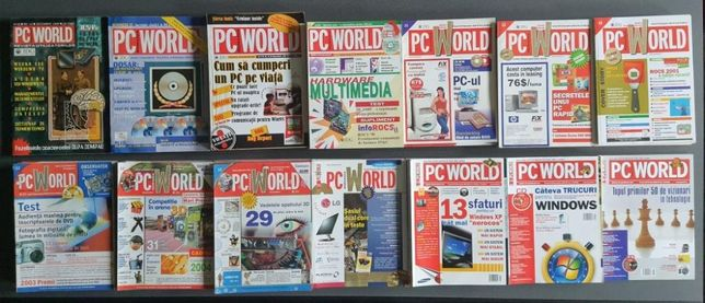 Revista PC World 1994 - 2008