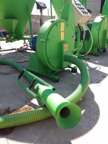 Зернодробилки высокой производительности