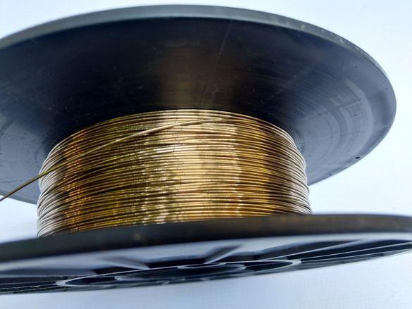 CuAl Заваръчна тел за заваряване на разнородни метали-месинг,мед и др
