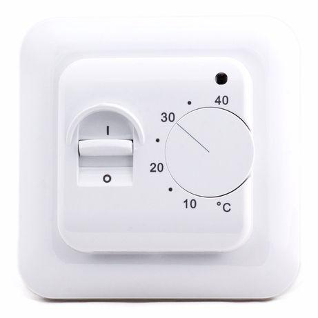 Терморегулятор для теплых полов недорого Menred 70.26 купить в Алматы