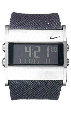 Ceas rar Nike Oregon greu metal masiv, curea Silicon, rezistent la apa
