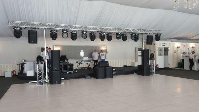 Servicii de sonorizare și scenotehnica evenimente private - dj/hostess