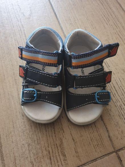Детски сандали 19 номер Bobbie Shoes