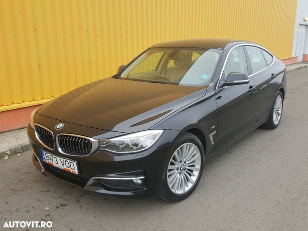 BMW Seria 3 320D GT 191CP xDrive Luxury 80600km Posibilitate Leasing!