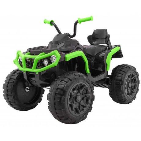 Детский квадроцикл Grizzly ATV Green/Black 12V