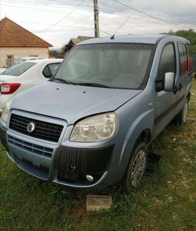 Fiat Doblo benzină și motorină