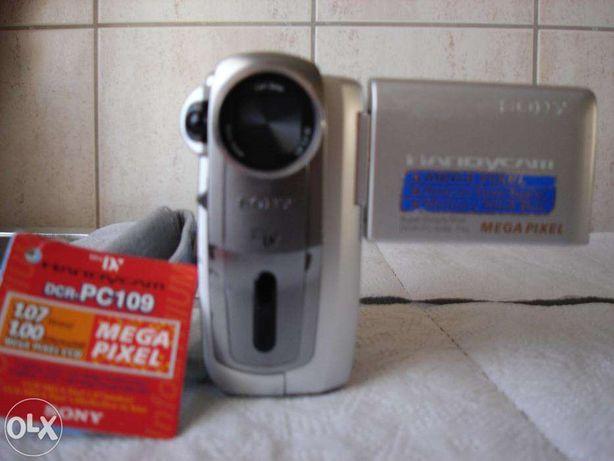 camera video sony DCR-PC 109 e