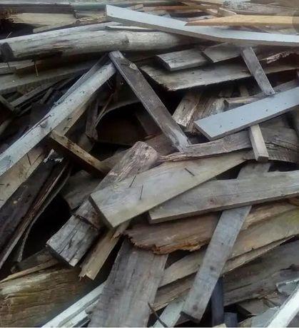Заберу вывезу дрова бесплатно
