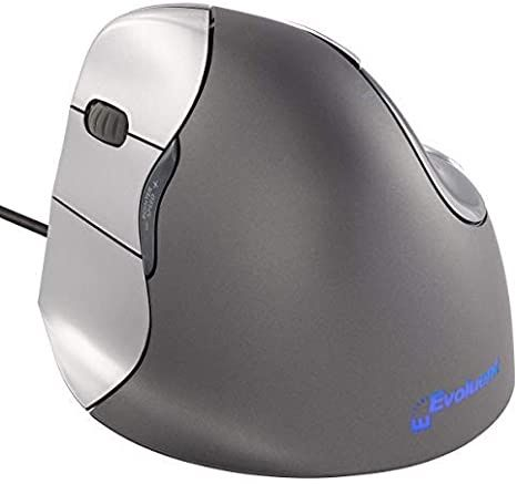 Mouse Vertical Evoluent VM4L VerticalMouse 4 - Stanga - NOU Timisoara - imagine 1