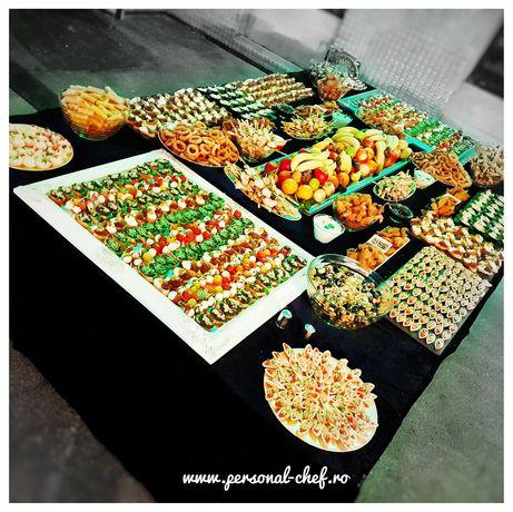 Bucatari pentru evenimente si consultanta culinara