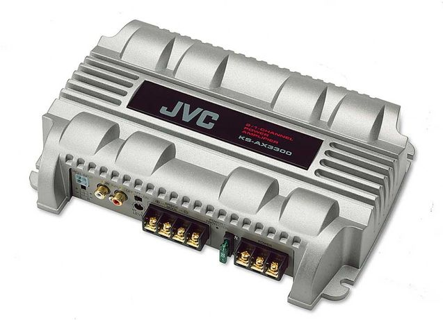 Продам короб пассивного сабвуфера JBL CS 1200B+усилитель JVC KS-AX3300