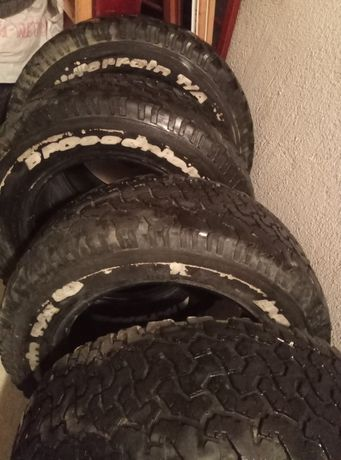 Гуми BF GOODRICH All Terrain - 265/65 R18