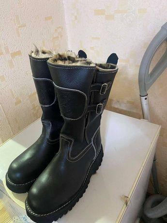 Унты Монгольские, Мужская зимняя обувь, Сапоги, Угги, Етик, Аляски