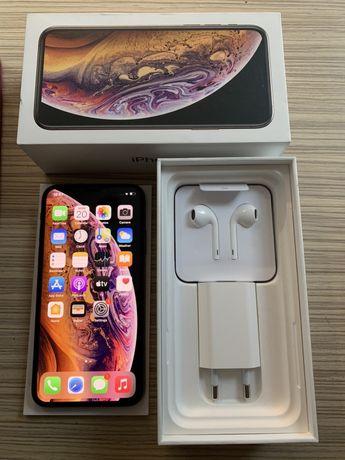 iPhone Xs Gold *full box *viata baterie 100%
