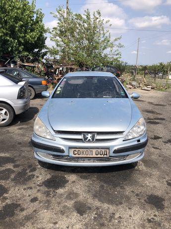 Peugeot 607 2.2 HDI на части