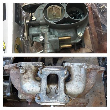 Carburator dublu corp Dacia