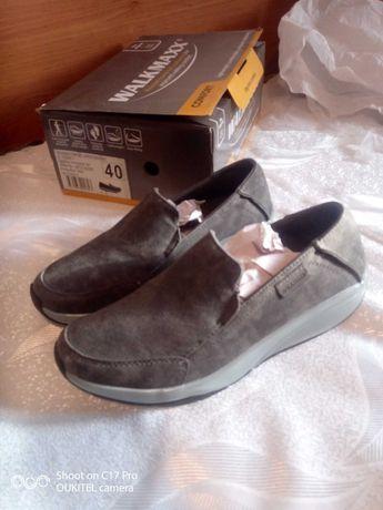 Обувки мъжки мокасини Walkmaxx номер 40
