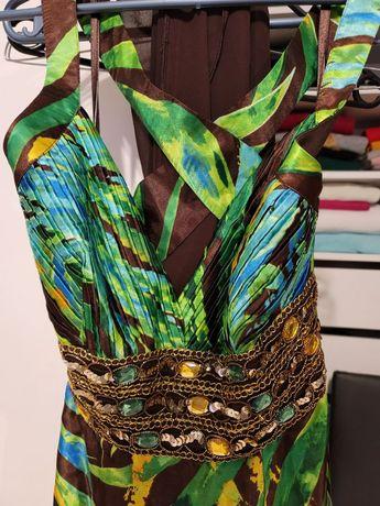 Rochie mătase naturală - Invito Haute Couture