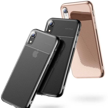 Baseus Glistening Transparent Case за Apple iPhone XR