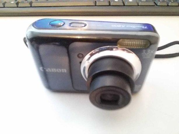 Компактный фотоаппарат CANON POWERSHOT A800